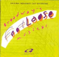 Footloose Original Broadway Cast CD